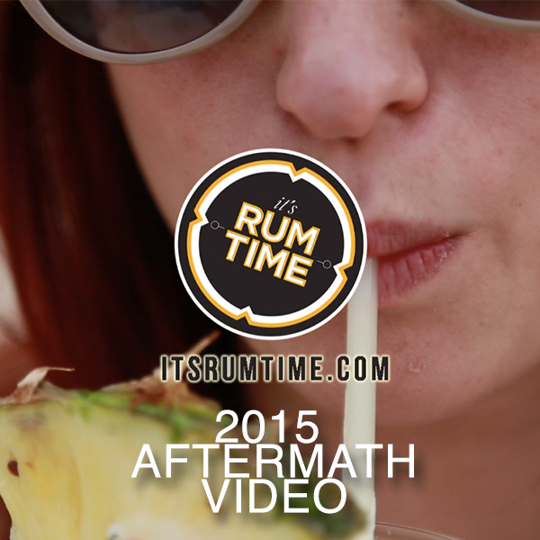 Taste of Rums 2015 – Aftermath Video