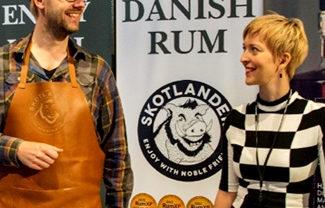 Rum connoisseurs interview of the week: ANDERS SKOTLANDER & TITTE HANSEN: The power-house team behind Skotlander Rum!