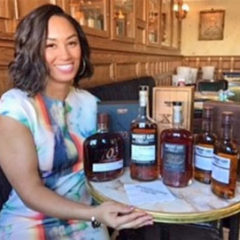 Rum connoisseur interview of the week: KARLENE PALMER-MCLEOD National Brand Ambassador for Mount Gay Rum