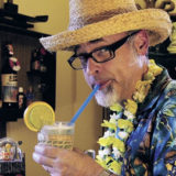 "Rum connoisseur interview of the week:  JEFF ""BEACHBUM"" BERRY  Auther, Tiki Expert, Historian and Owner of Beachbum Berry's Latitude 29"