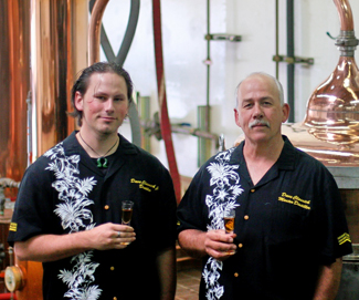 Rum connoisseur interview of the week: DAVE CLASSICK Jr & Sr  Owners and distillers at Essential Spirits, makers of Sgt Classick Rums.