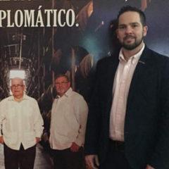 Rum Connoisseur Interview of The Week LEONARDO RODRÍGUEZ Brand Manager DIPLOMÁTICO RUM Venezuela